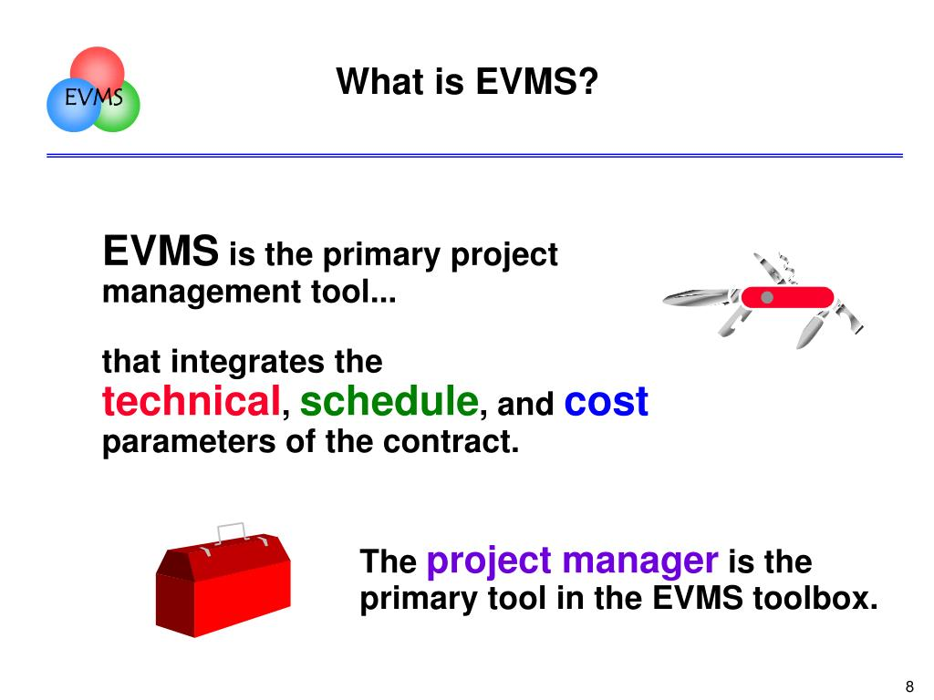 What is EVMS?