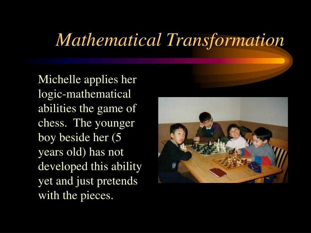 Mathematical Transformation