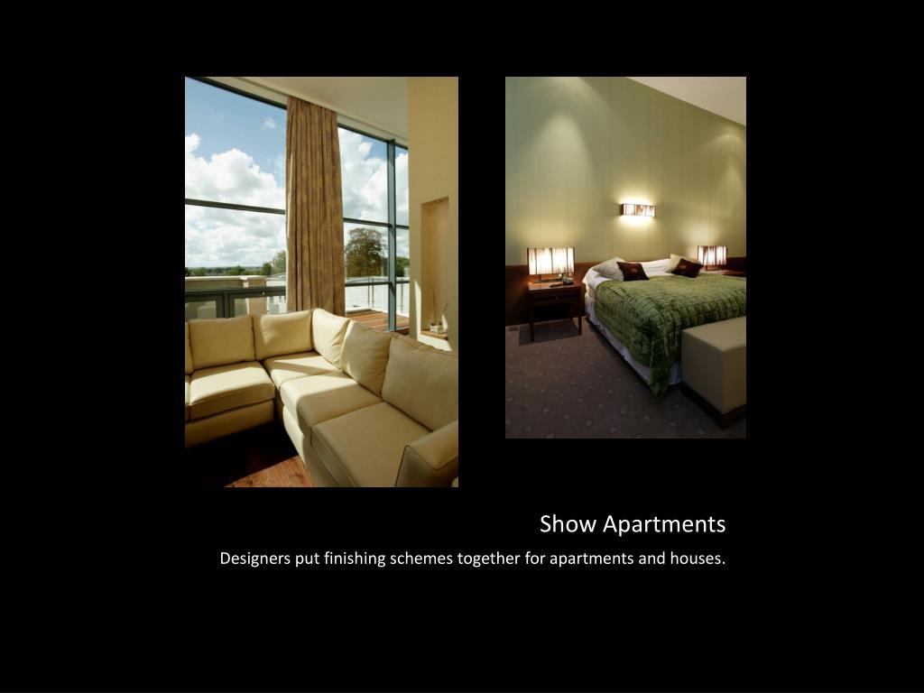 Show Apartments