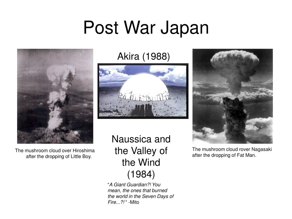 Post War Japan