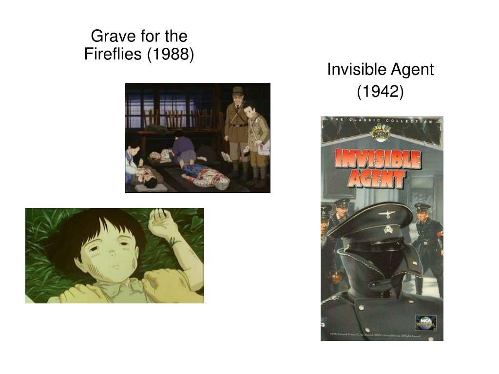 Grave for the Fireflies (1988)