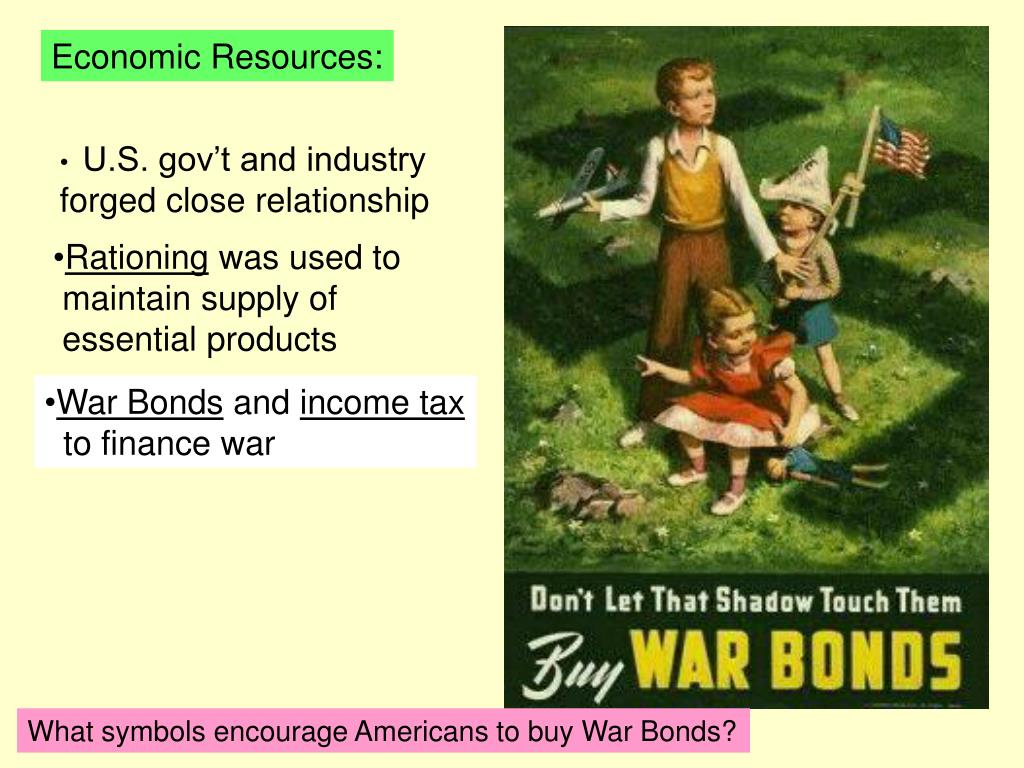 Economic Resources: