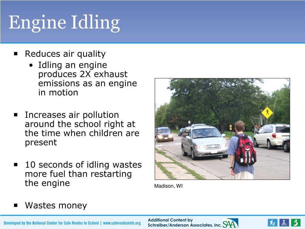 Engine Idling