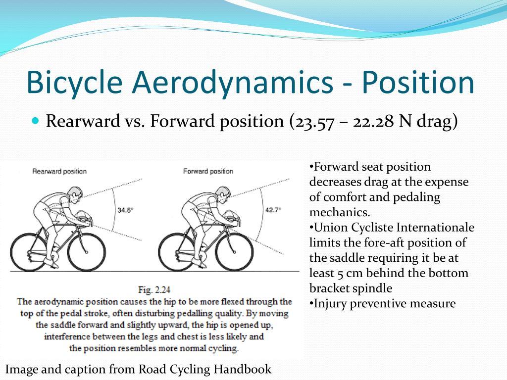 Bicycle Aerodynamics - Position