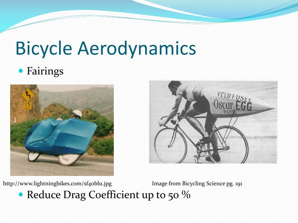 Bicycle Aerodynamics