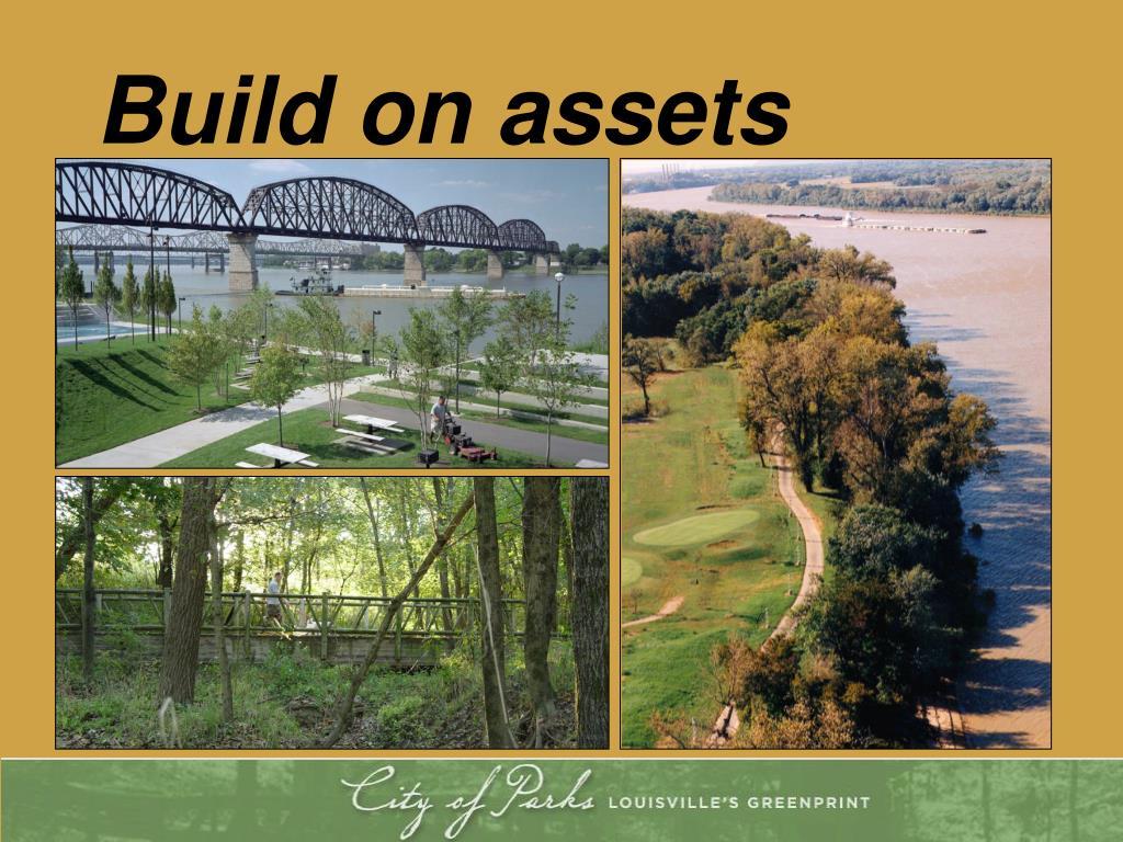 Build on assets