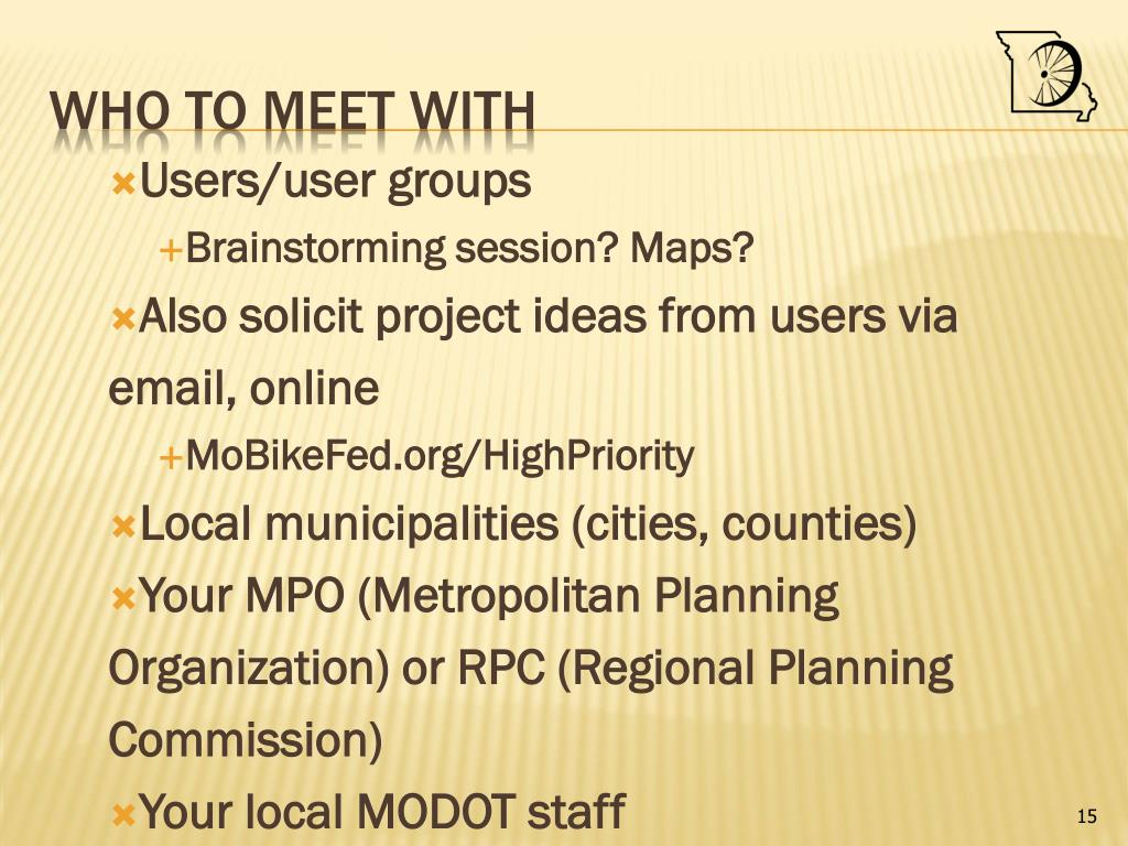 Users/user groups