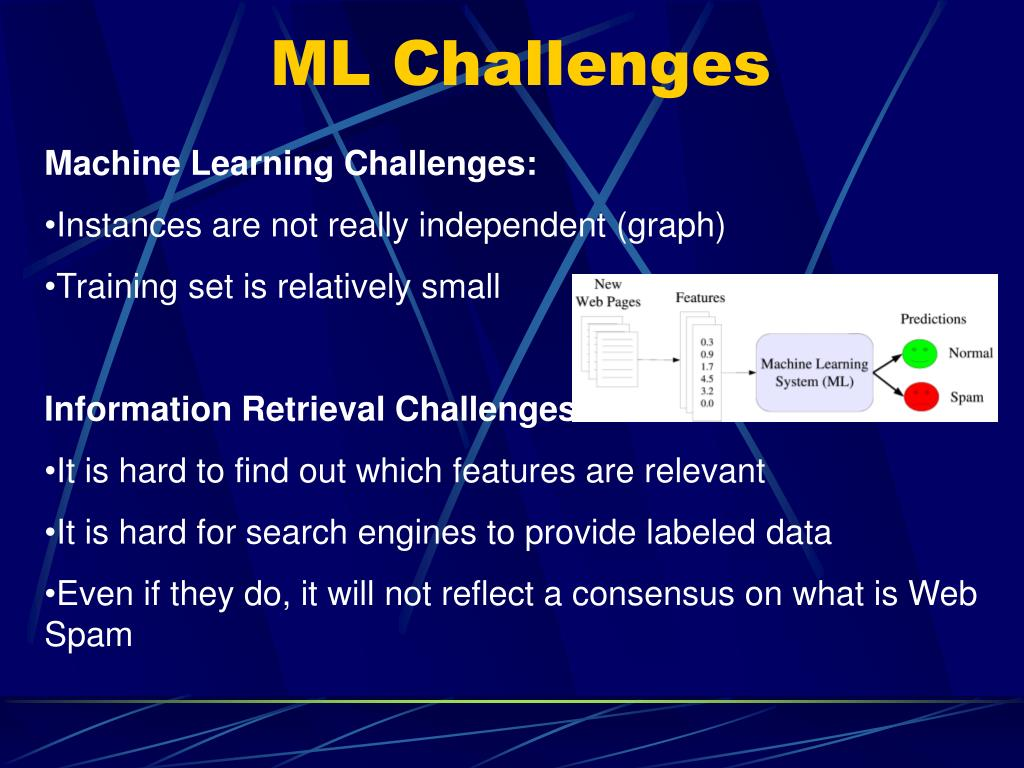 ML Challenges
