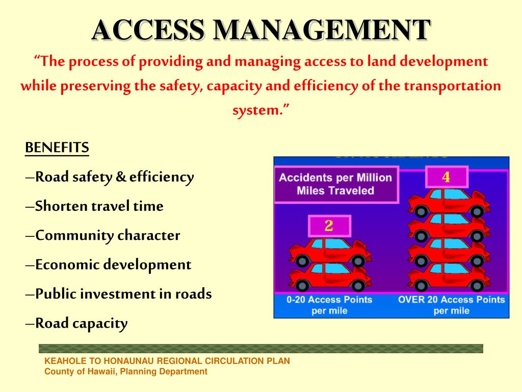 """The process of providing and managing access to land development while preserving"