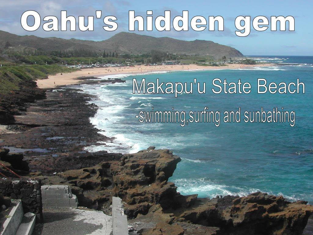 Oahu's hidden gem