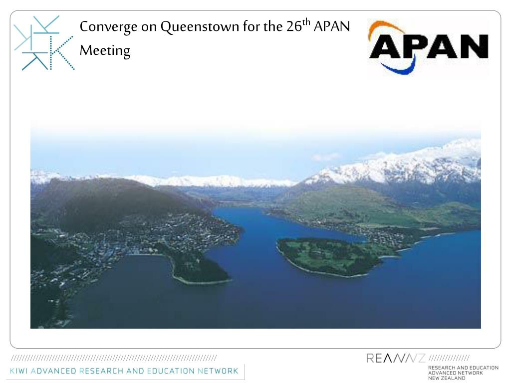 Converge on Queenstown for the 26