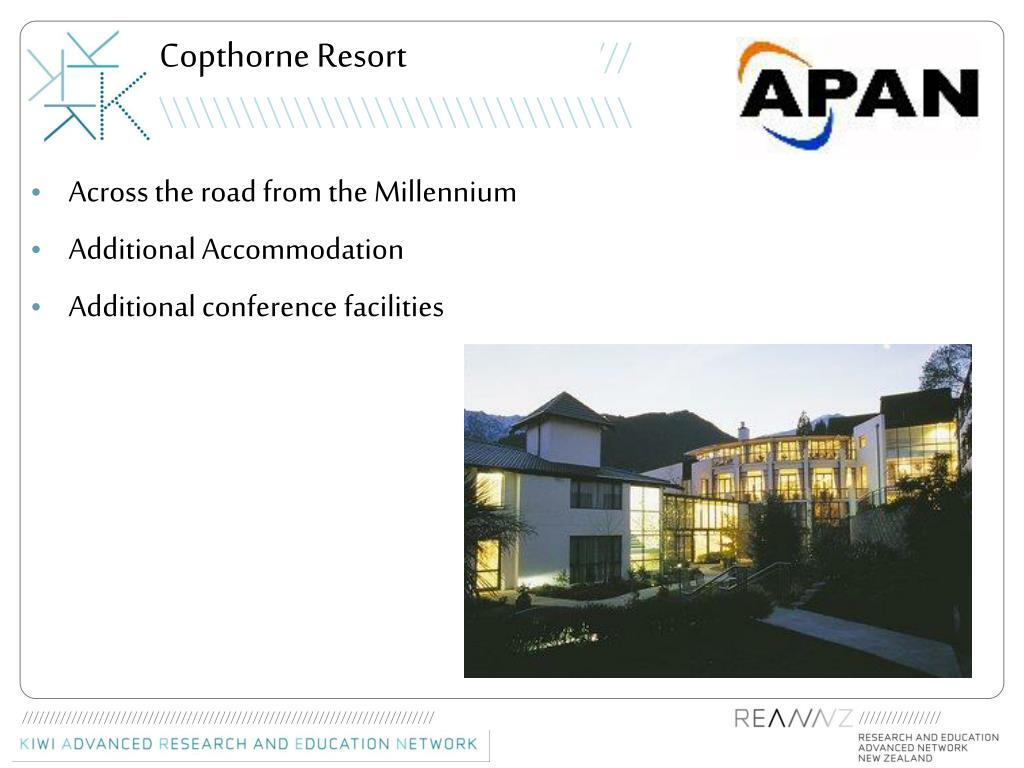 Copthorne Resort