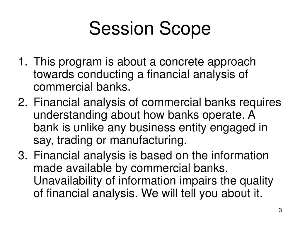Session Scope