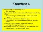 standard 658
