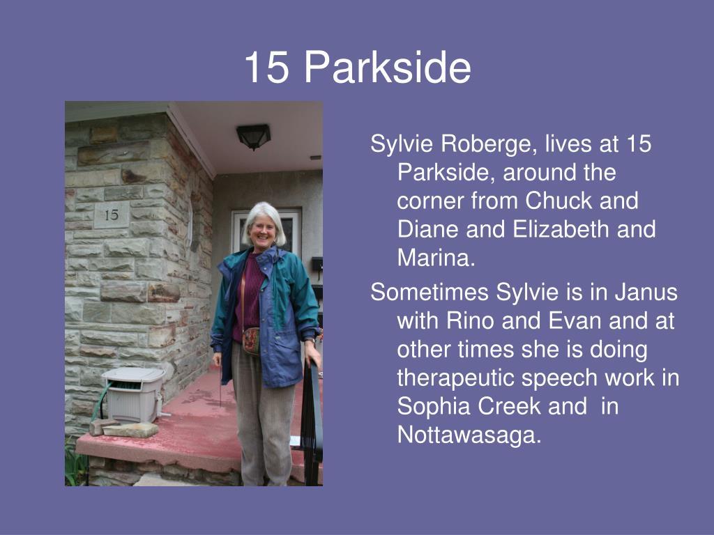 15 Parkside