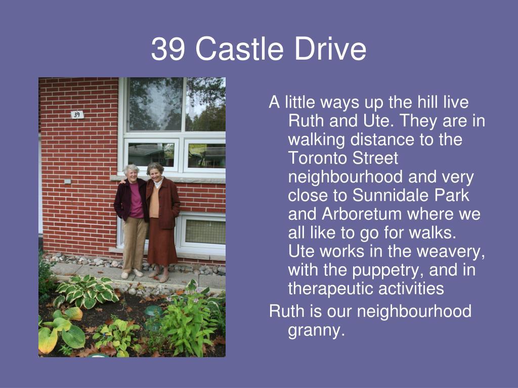 39 Castle Drive