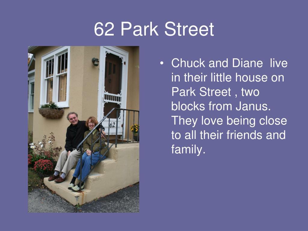 62 Park Street