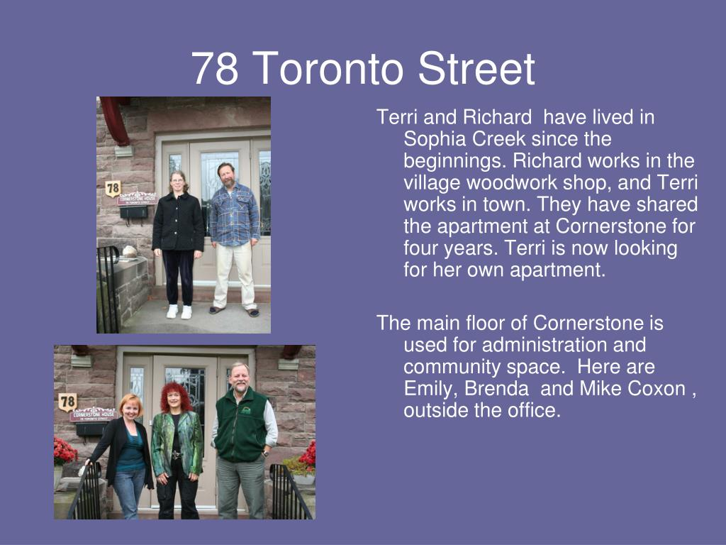 78 Toronto Street
