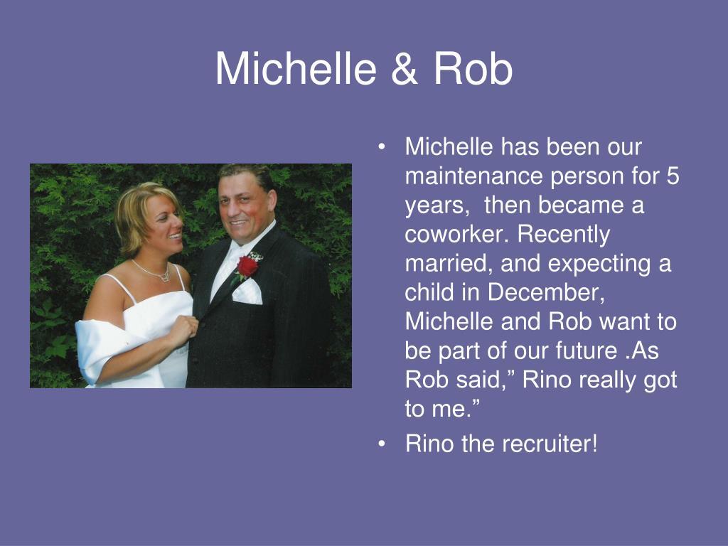 Michelle & Rob