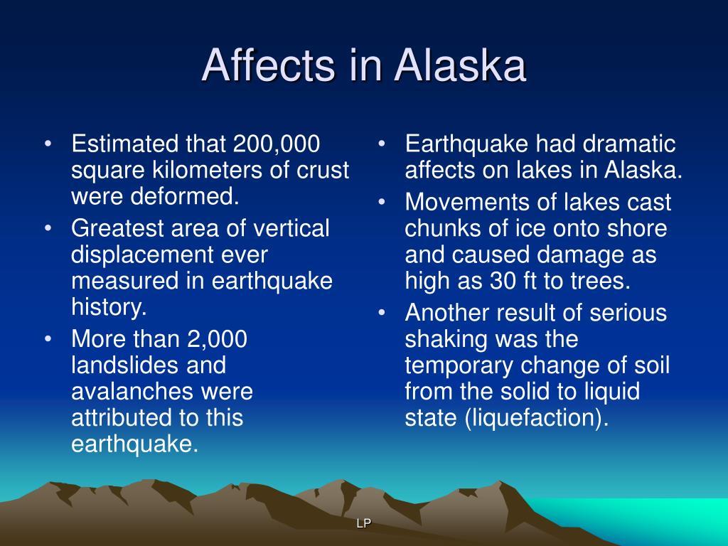 Estimated that 200,000 square kilometers of crust were deformed.