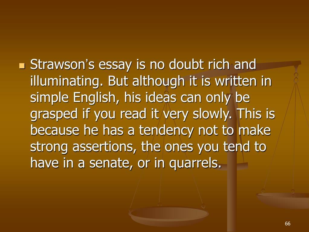 Strawson
