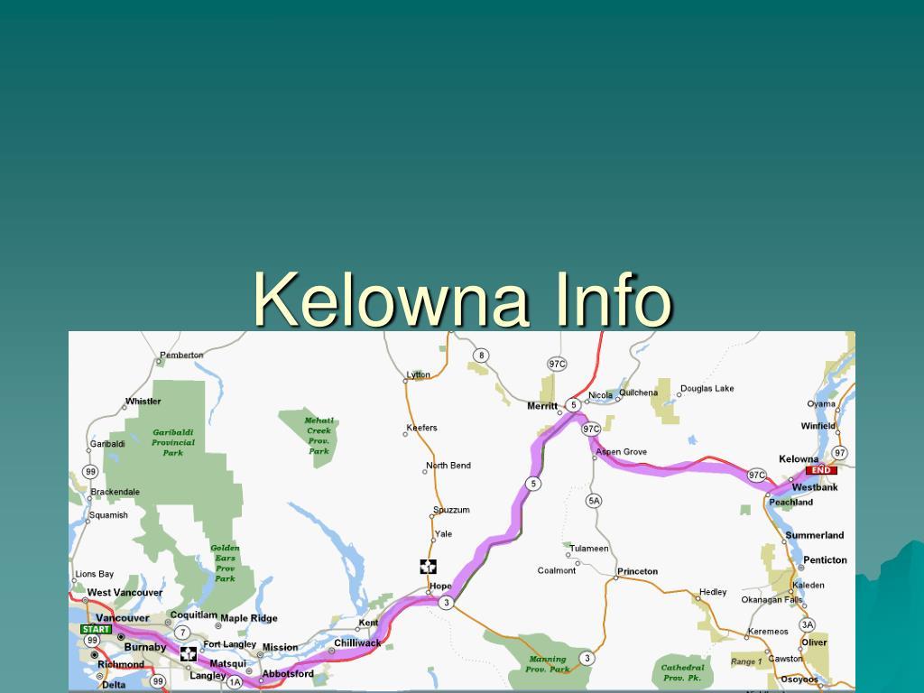 kelowna info
