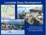 lonsdale quay development