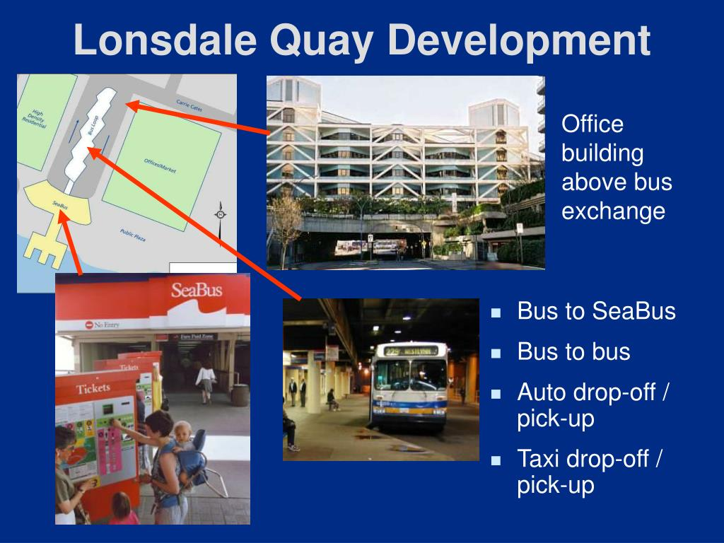 Lonsdale Quay Development