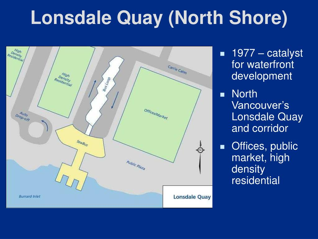 Lonsdale Quay (North Shore)