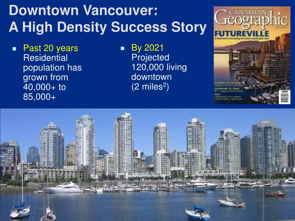 Downtown Vancouver: