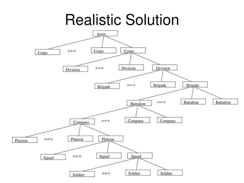 Realistic Solution