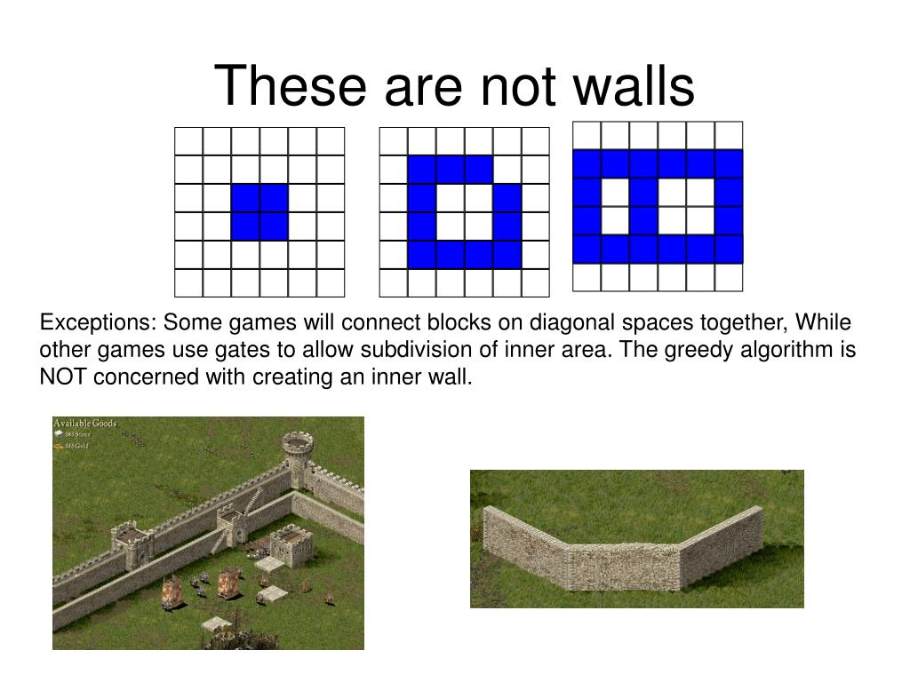These are not walls