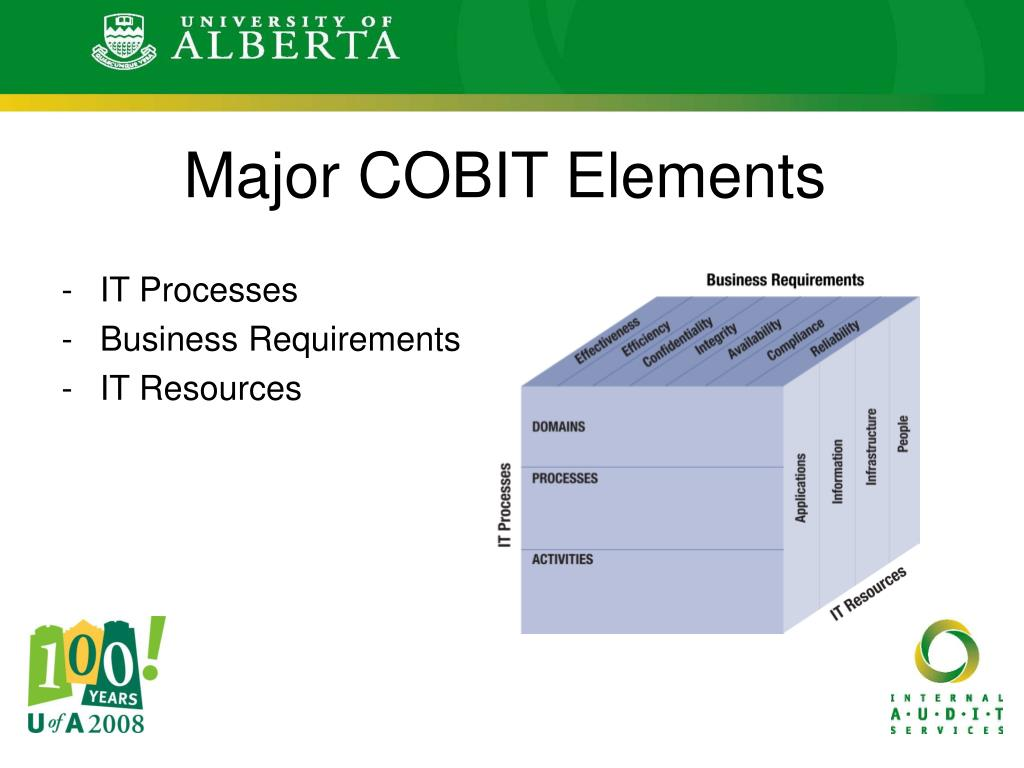 Major COBIT Elements