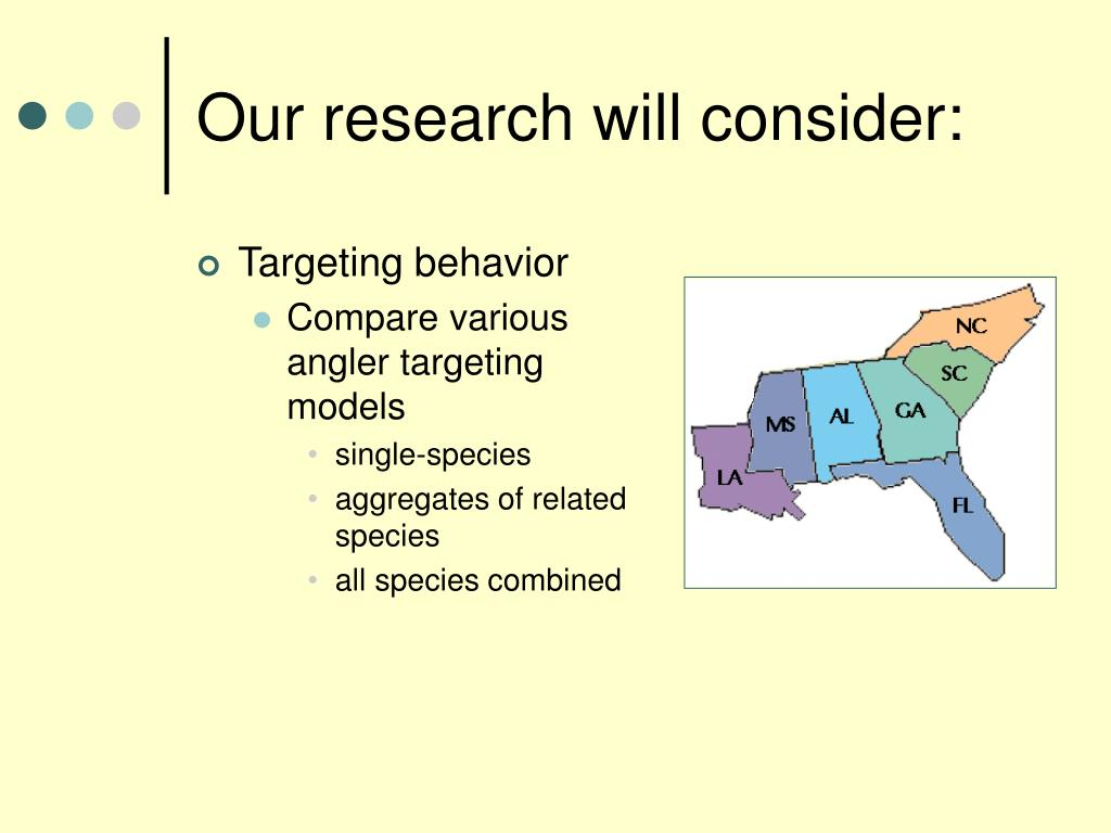 Our research will consider: