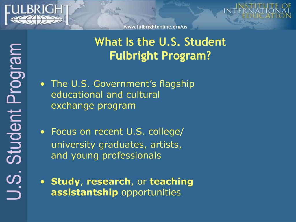 What Is the U.S. Student