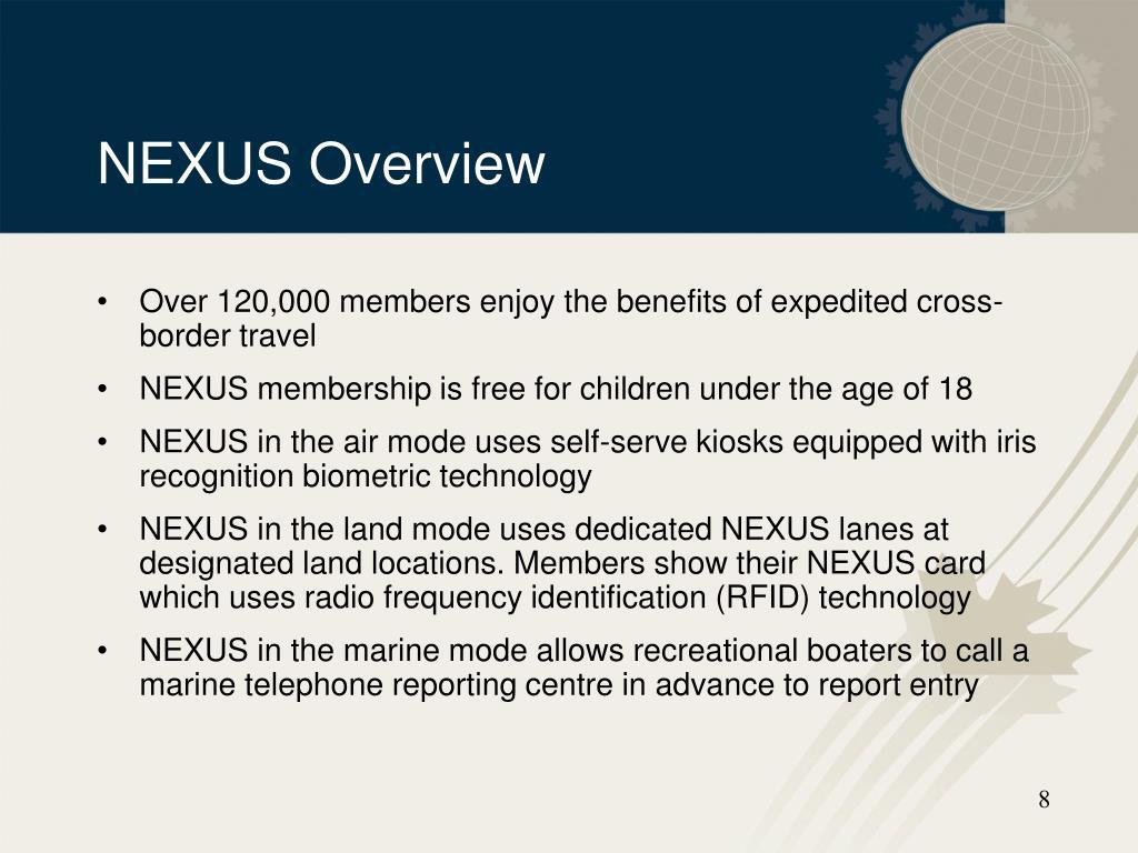 NEXUS Overview
