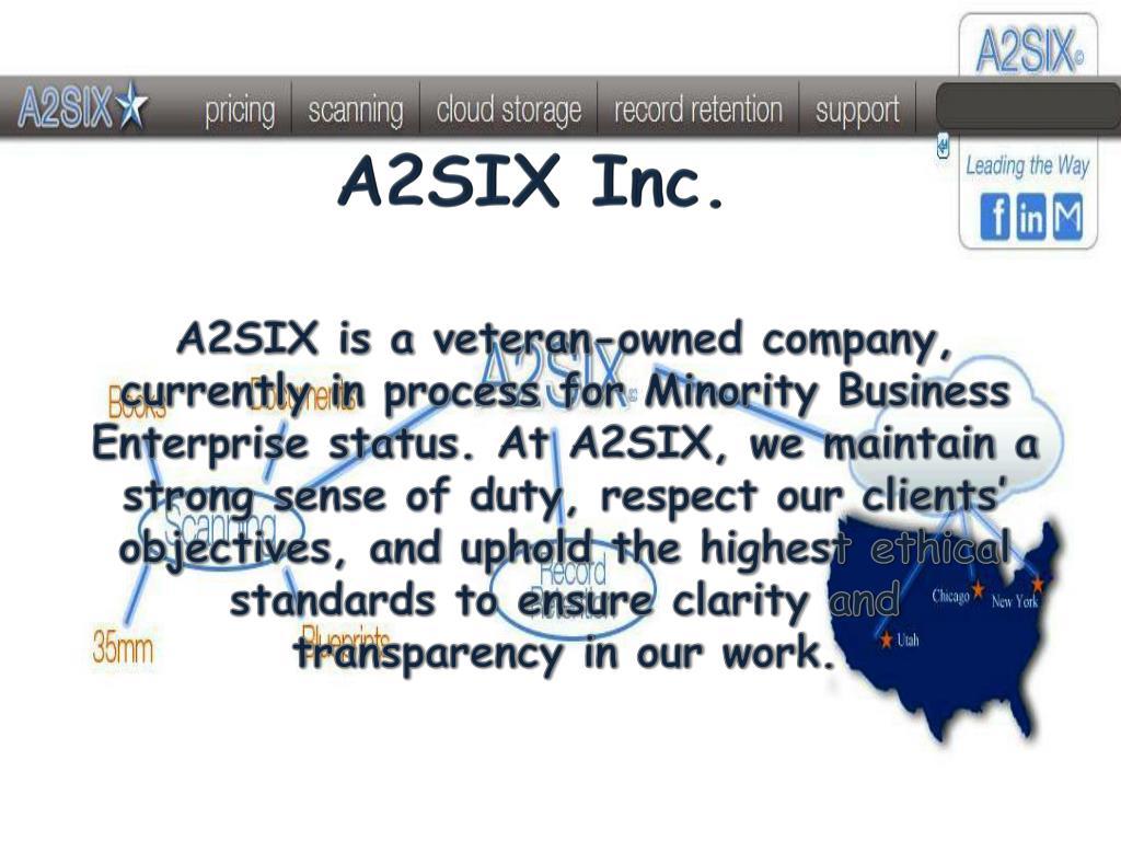 A2SIX Inc.