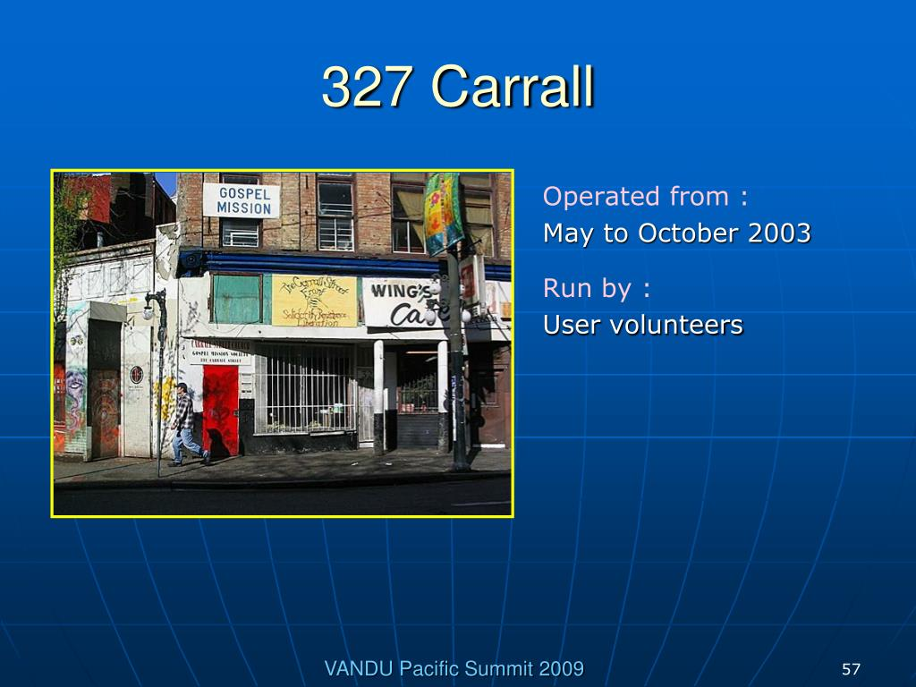 327 Carrall