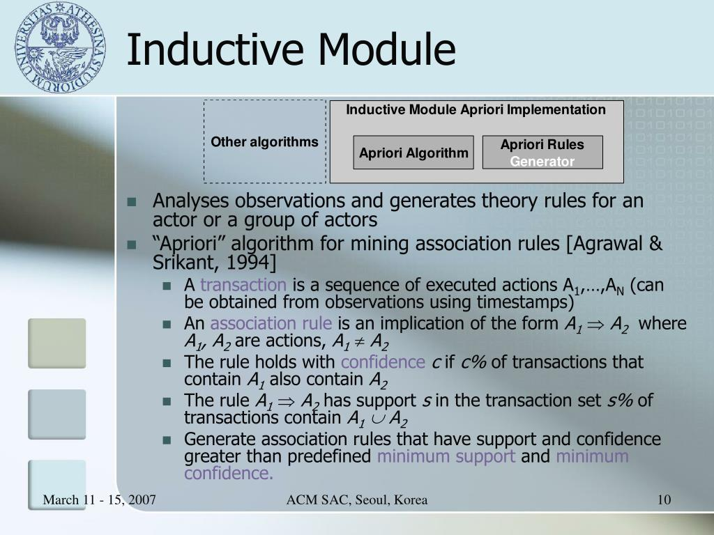 Inductive Module