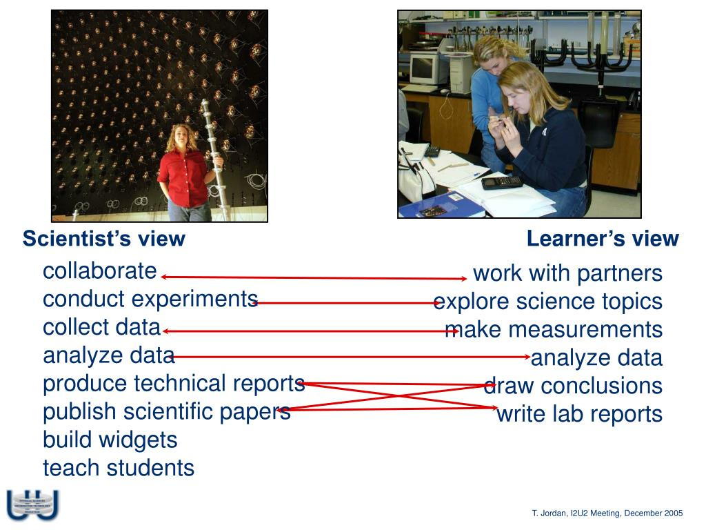 Scientist's view