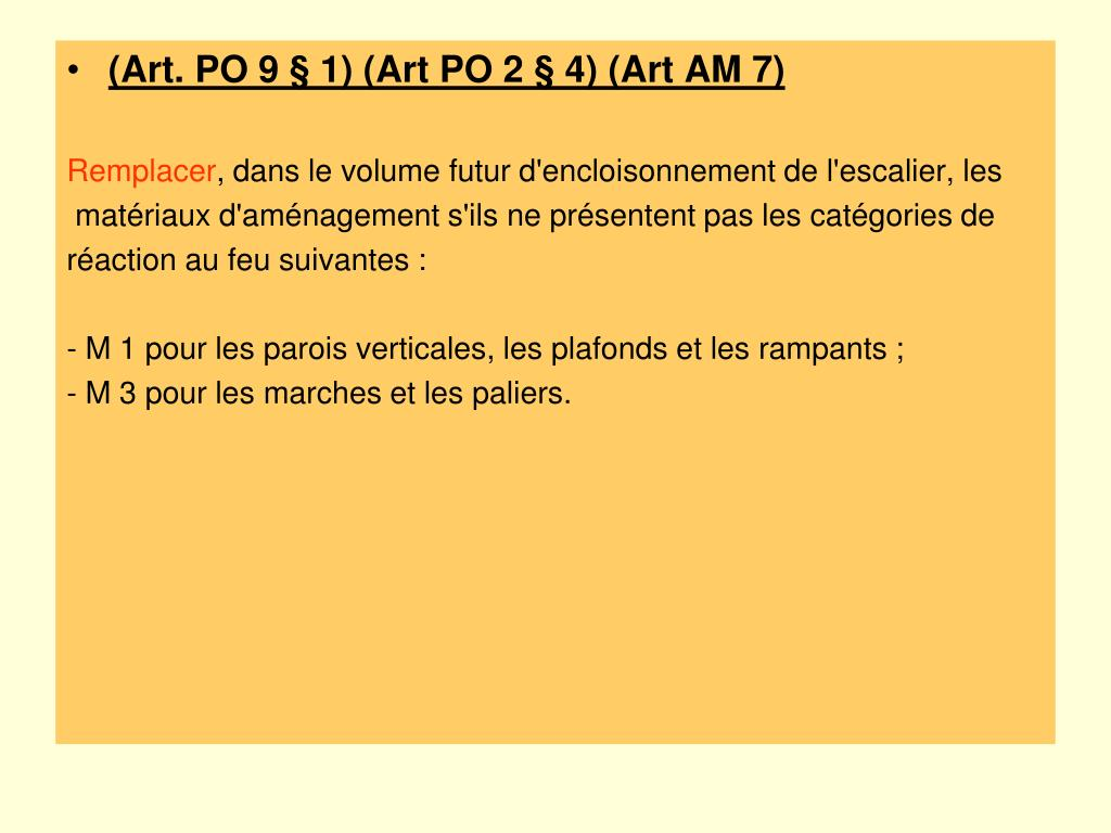 (Art. PO 9 § 1) (Art PO 2 § 4) (Art AM 7)