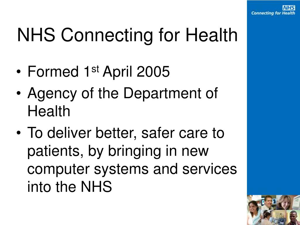 NHS Connecting for Health