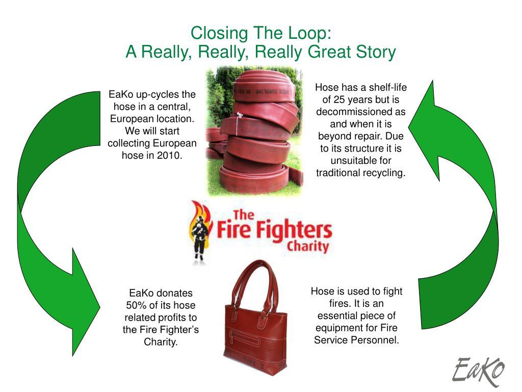 Closing The Loop: