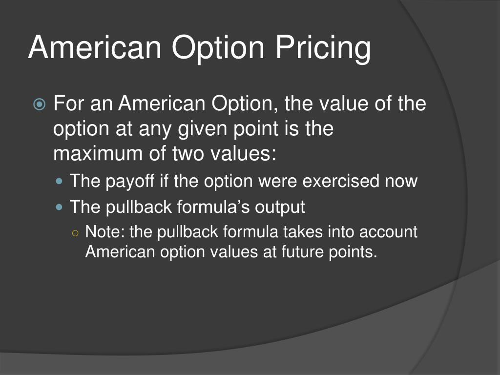 Forex option pricing model