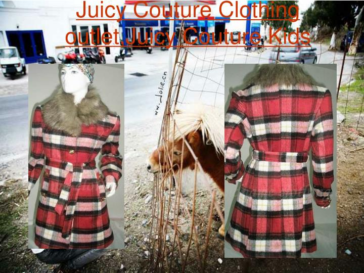 Juicy couture clothing outlet juicy couture kids2