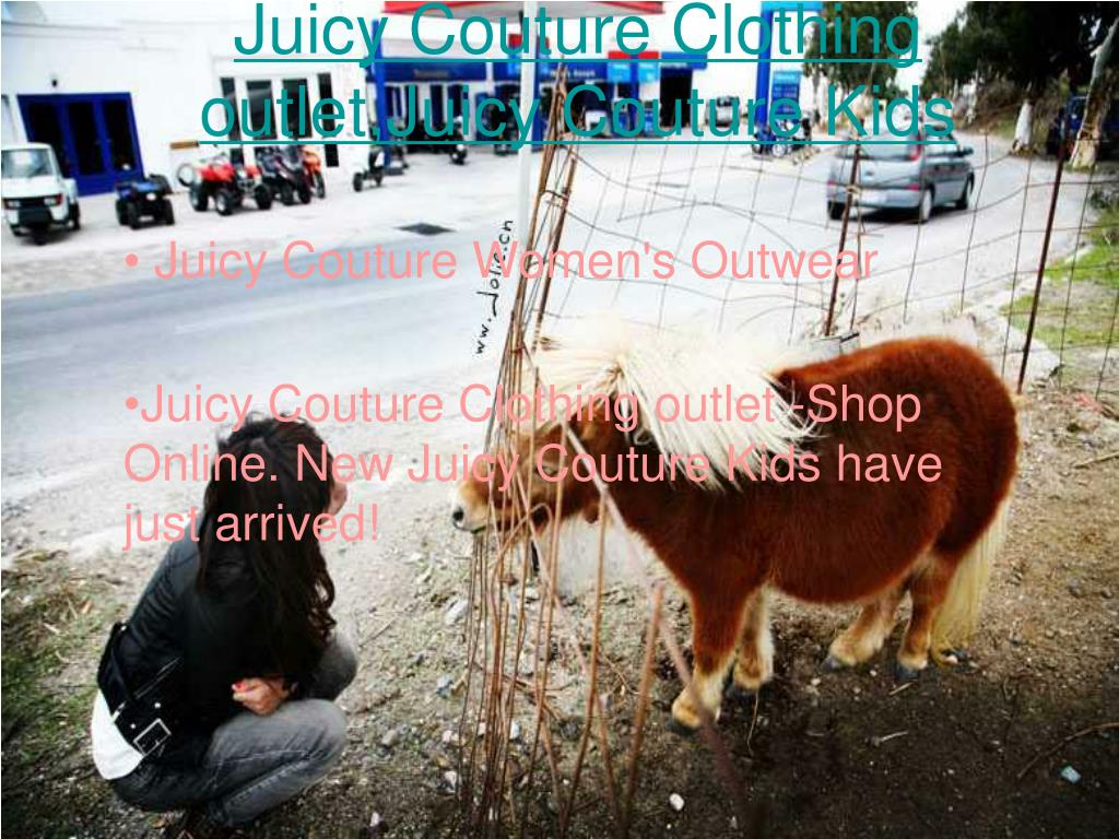 Juicy Couture Clothing outlet,Juicy Couture Kids