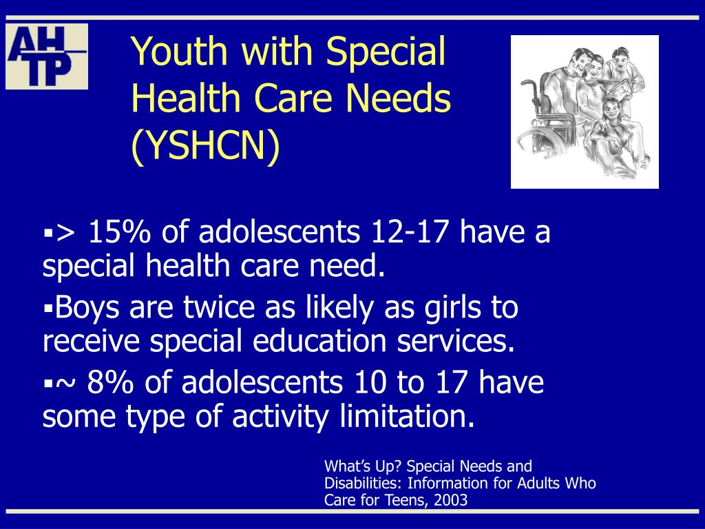 Youth with Special