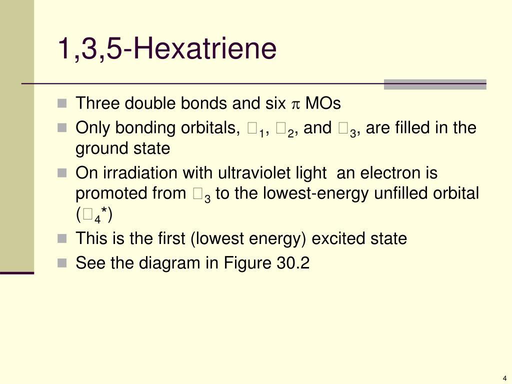 1,3,5-Hexatriene