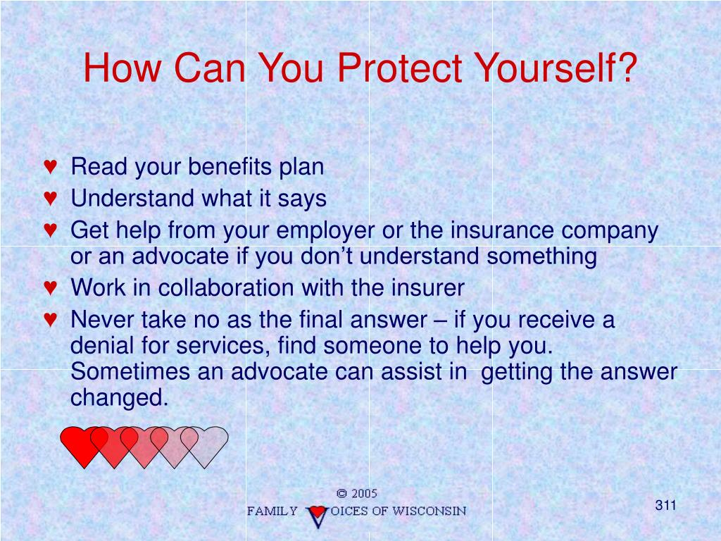 How Can You Protect Yourself?