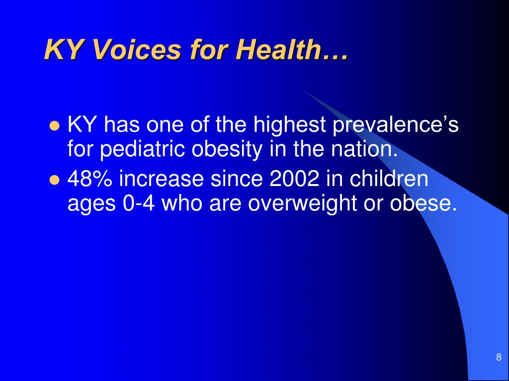 KY Voices for Health…